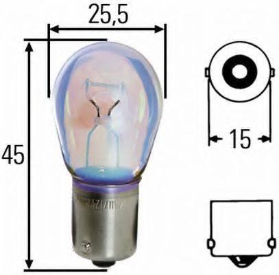 Лампа накаливания HELLA 8GA 002 073-121
