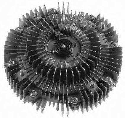 Сцепление вентилятора радиатора SACHS 2100 500 043