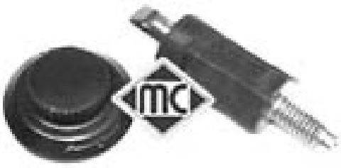 Кожух двигателя METALCAUCHO 04479