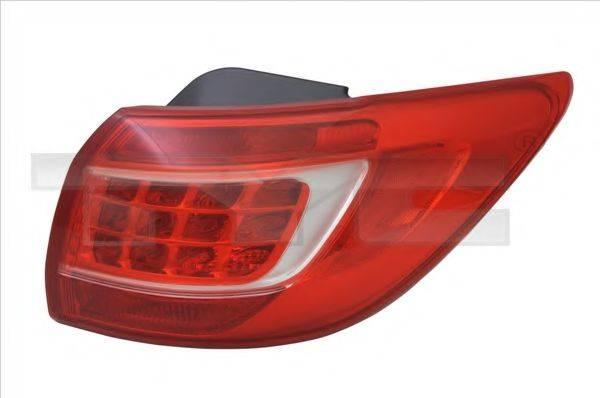 Задний фонарь TYC 11-12020-15-2